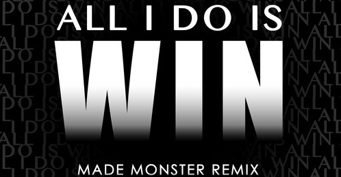 Serious Heat from Made Monster! AII l D0 ls Win (Made Monster Remix)