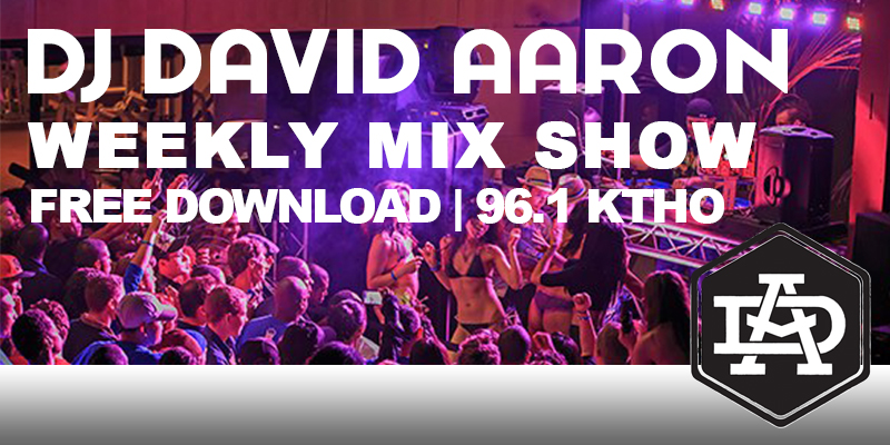 Weekly Mix Vol.1 | 96.1 KTHO