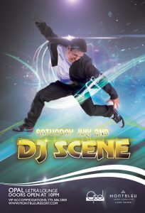 DJ Scene July 2nd at Opal