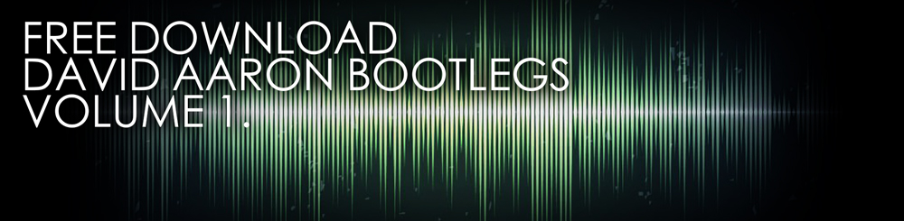 Bootlegs Volume 1. **FREE DOWNLOAD**