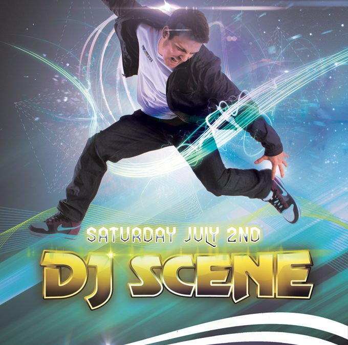 DJ Scene at Opal Ultra Lounge 07-02-16
