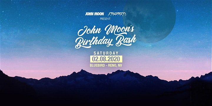 John Moon's Bday Bash 2020